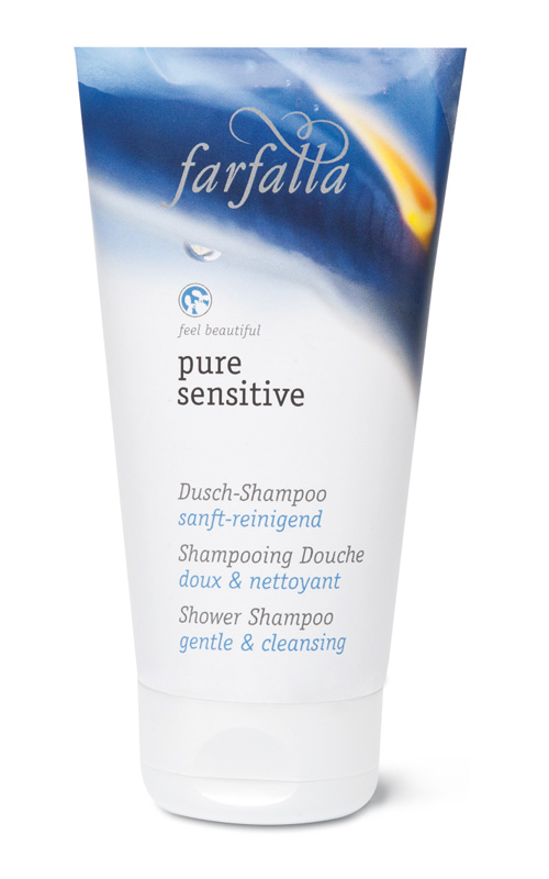 pure sensitive Dusch-Shampoo, 150ml