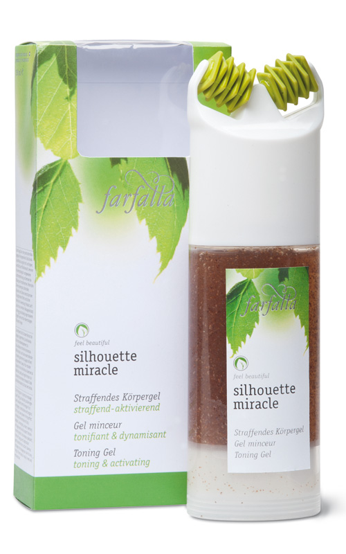 silhouette miracle Straffendes Körpergel, 150ml