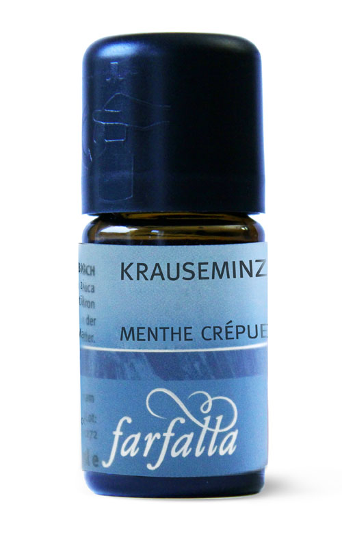 Krauseminze (Spearmint) bio, 5ml