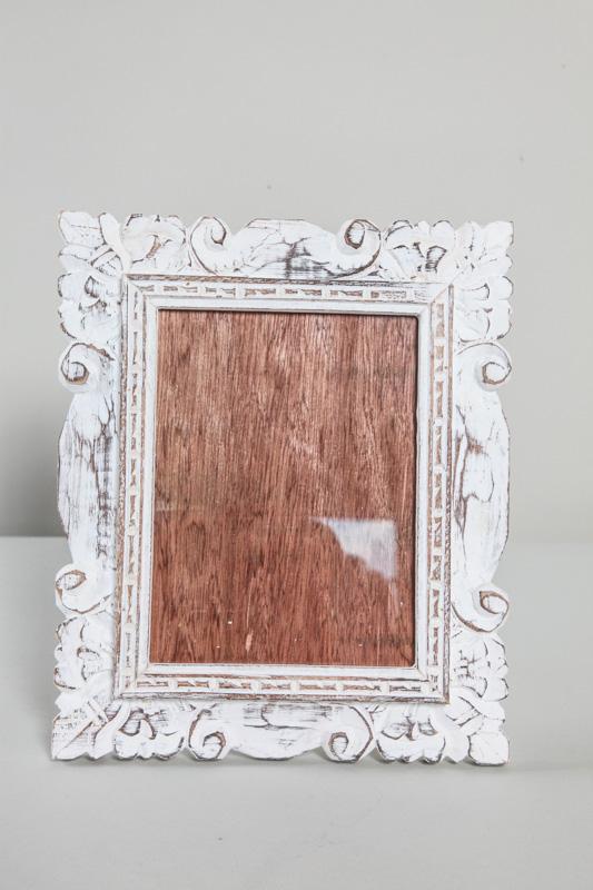 bilderrahmen antik weiss glas online kaufen bei cachet. Black Bedroom Furniture Sets. Home Design Ideas