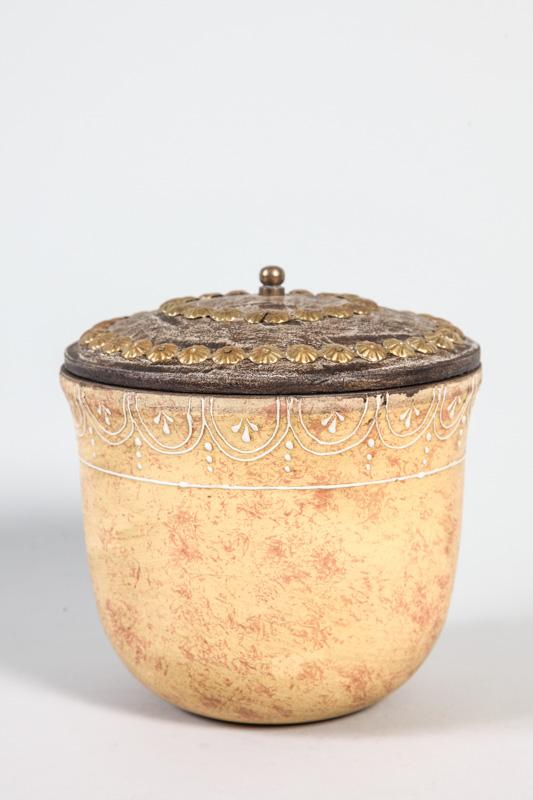 Box rund mit deckel 13 5 x 10 cm online kaufen bei cachet for Deckel rund 60 cm