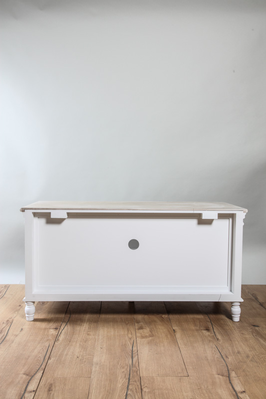 tv m bel paulowniaholz weiss online kaufen bei cachet. Black Bedroom Furniture Sets. Home Design Ideas