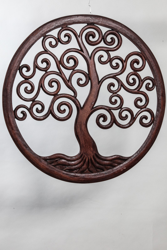 Tree of Life 60 cm braun