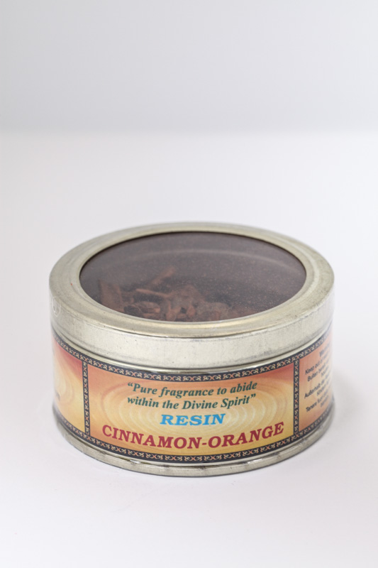 Räucherharz Cinnamon-Orange 30 gr