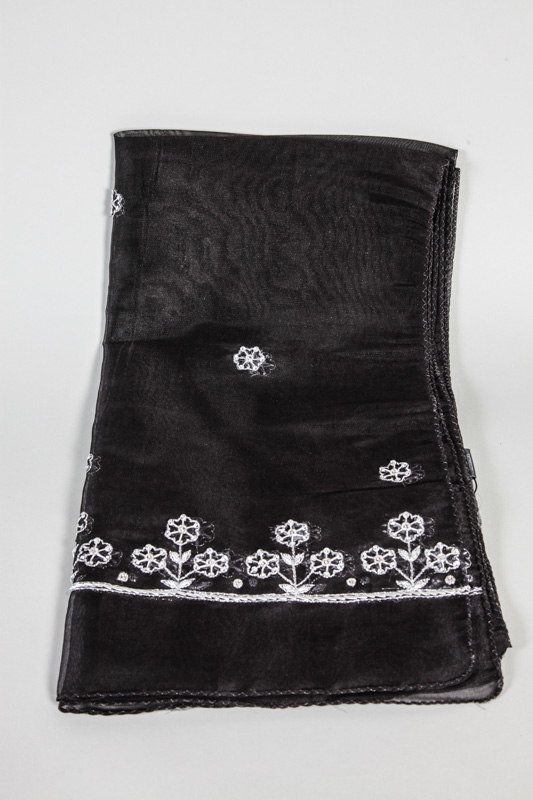 tischl ufer schwarz organza online kaufen bei cachet cachet shop. Black Bedroom Furniture Sets. Home Design Ideas