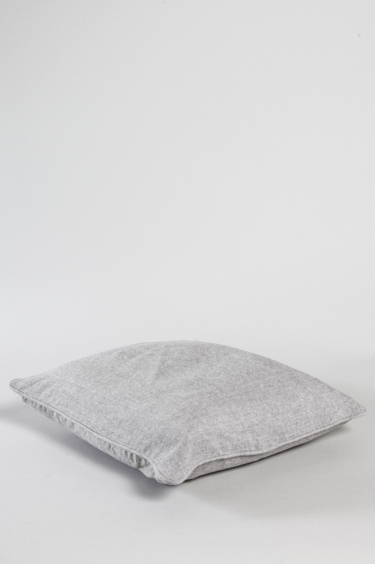 kissenh lle baumwolle grau online kaufen bei cachet cachet shop. Black Bedroom Furniture Sets. Home Design Ideas