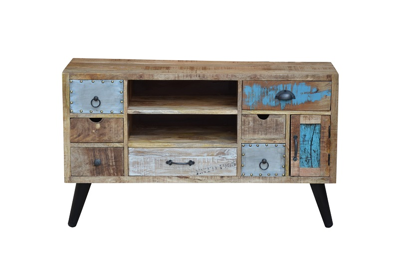 Sideboard natur 120 x 43 x 71 cm
