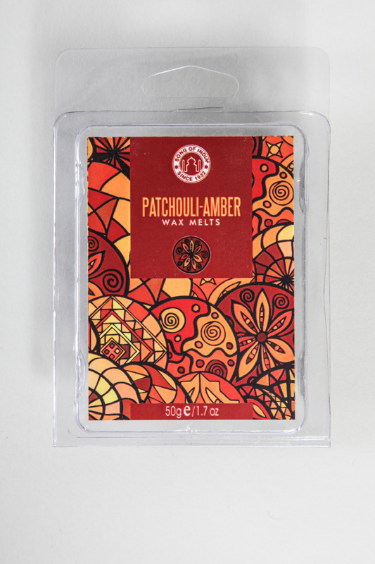 Song of India Wachs Patchouli-Amber
