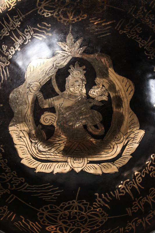 Klangschale Messing