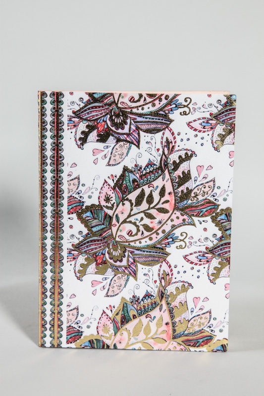 Lederagenda Blatt gross A5