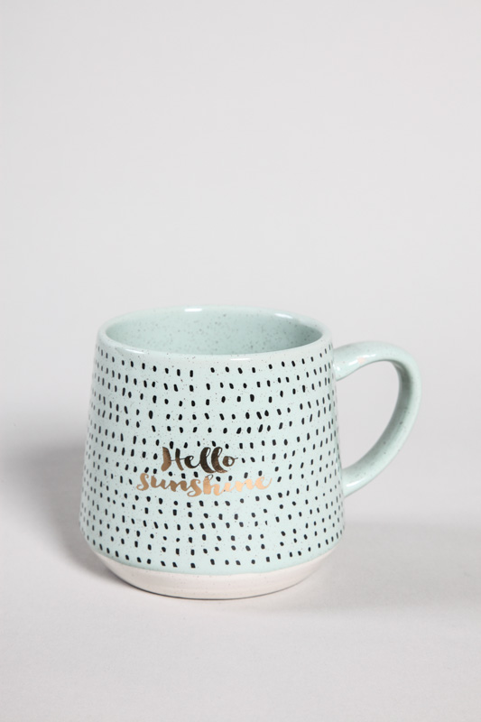 "Tasse "" hello sunshine"""