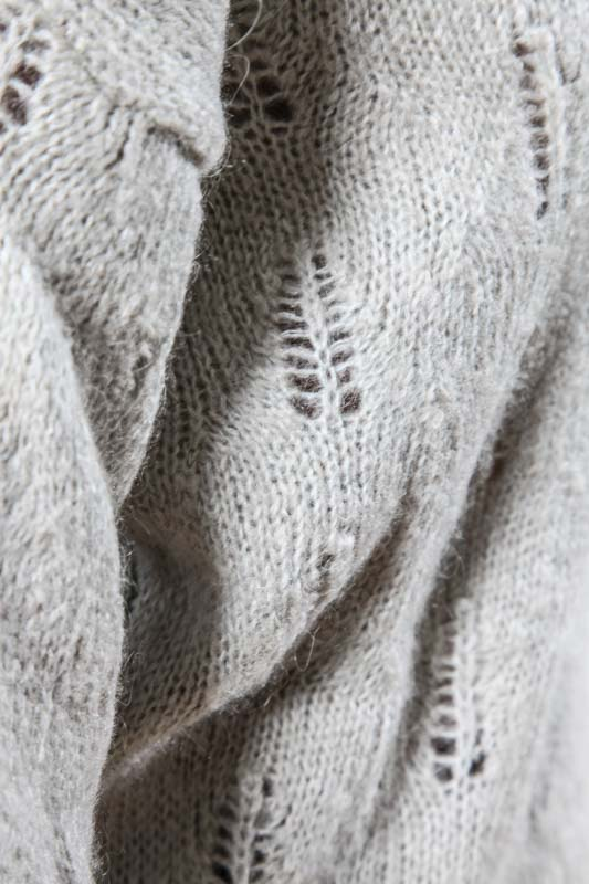 Pullover taupe - One Size